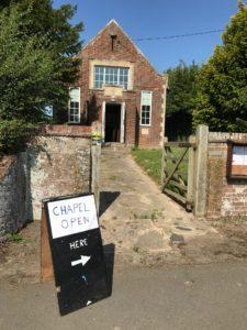 Gt Cressingham Methodist Chapel