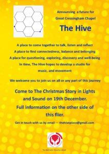 The Hive Flier