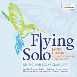 CC0072 Flying solo cover