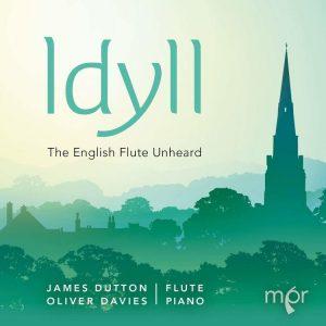 The English Flute unheard IDYLL+Cover