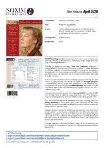 SOMMCD0612 Press Release-April