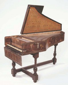 Woolley-Grouwels-Harpsichord