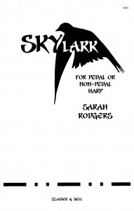 Skylark by Sarah Rodgers