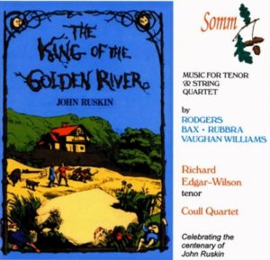 The King of the Golden River by Sarah Rodgers