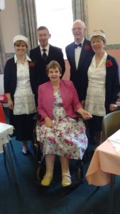 Swaffham Methodist Church Queen's Birthday Tea