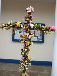 Decorated Cross from Mike