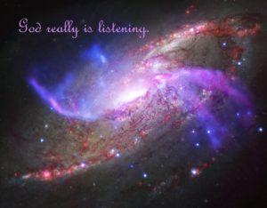 Listening God