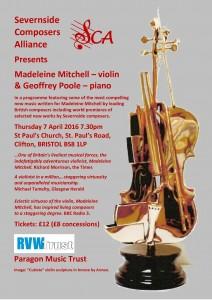 Severnside Composers Concert