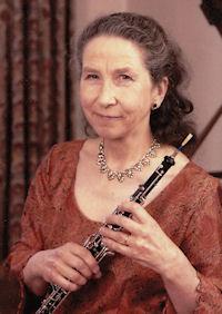 Sarah Francis oboist