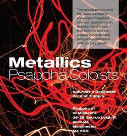 Metallics-Psappha