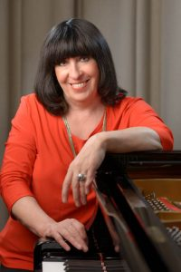 Angela Brownridge - pianist