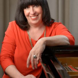 Angela Brownridge - pianist