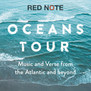 Red Note Oceans Tour
